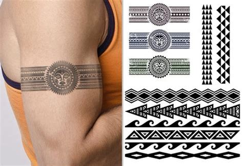 armband tattoos for men