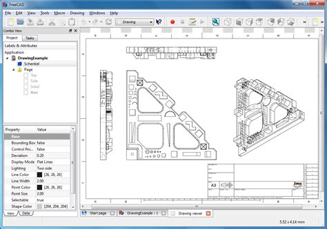 free drawing software freecad 0 16 6704 free the