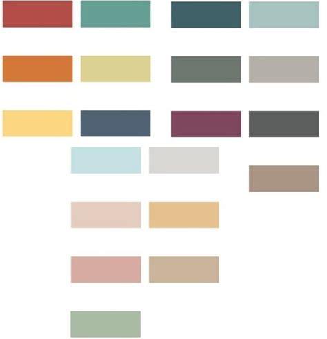 colores para paredes 2019 tendenzias - Carta De Colores Para Paredes Interiores