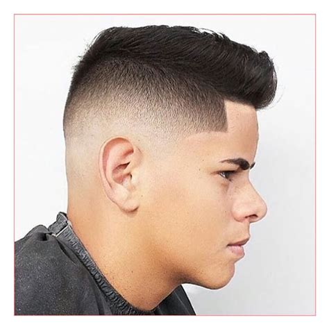 mens haircut with line graduated mens haircut also high bald fade with line up