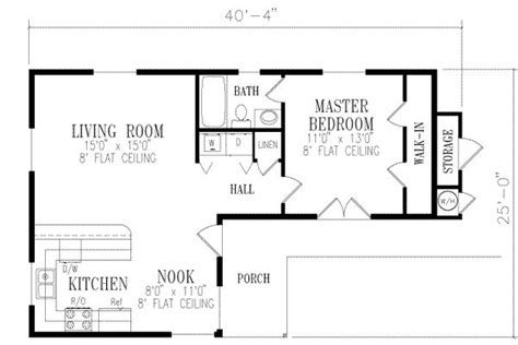 one bedroom house plans with photos 1 bedroom house plans page 2