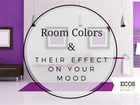 paint colors effect on mood room colors and their effect on your mood