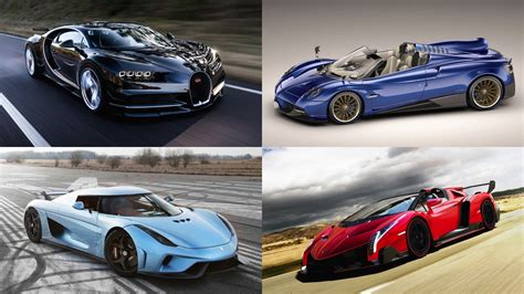 Most Expensive by 20 Most Expensive Cars Of 2017