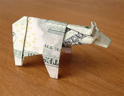 5 dollar origami 5 dollar origami polar by craigfoldsfives on deviantart