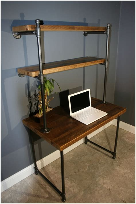 creative computer desk 10 creative diy computer desk ideas for your home