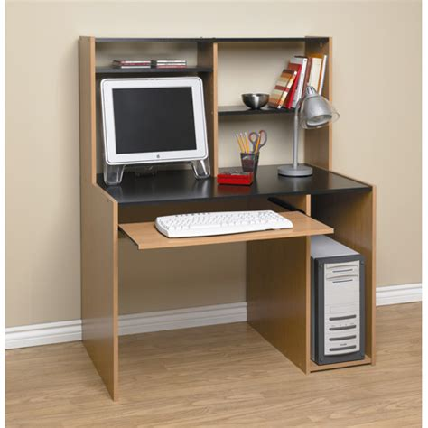 computer desk cheap cheap computer desk with hutch 187 woodworktips