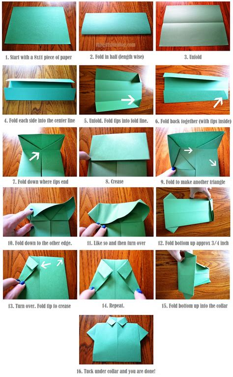 how to make s day cards juripunek diy s day card origami shirt tie