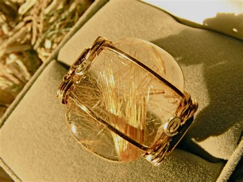 rutilated quartz how rutilated quartz is created jewelry