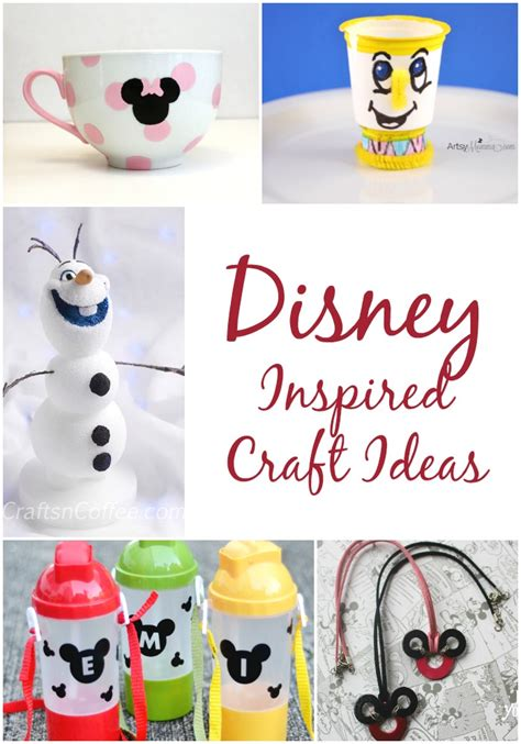 disney craft projects collection disney crafts pictures 6 adorable toddler