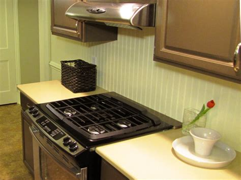 installing a backsplash in kitchen how to install a beadboard backsplash diy kitchen design