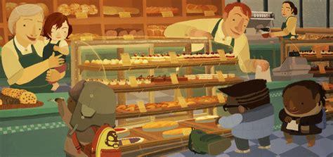 Home Decor Canvas Art bakery animation small3 gif gif by tief photobucket