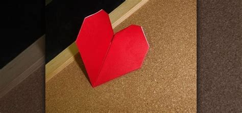 how to make a origami beating how to craft a simple origami beating for