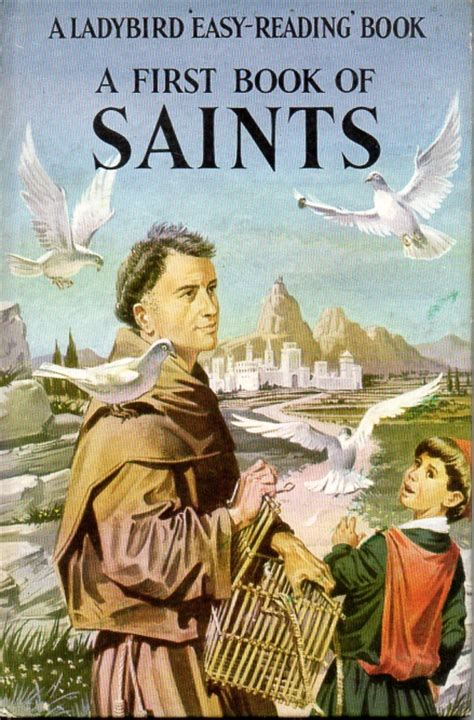 picture book of saints book of saints vintage ladybird book bible stories