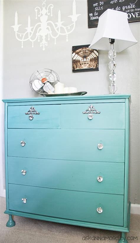 chalkboard painting a dresser chalk paint dresser makeover ask diy and