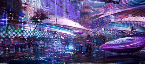 Car Wallpapers 1080p 2048x1536 Wallpaper Pastel by Cyberpunk Wallpapers 25 1920 X 847 Stmed Net