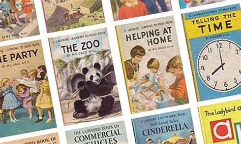 ladybird picture books retro ladybird books are given a modern twist