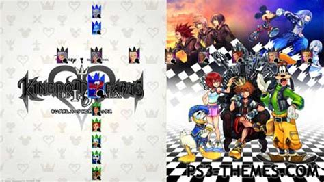 kingdom hearts chain of memories ps3 themes 187 search results for quot kingdom hearts quot