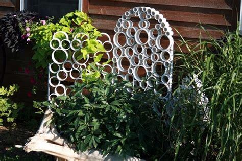 pvc garden ideas diy pvc gardening ideas and projects beesdiy