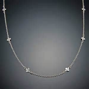 silver chains for jewelry delicate silver chain necklace ananda khalsa jewelry