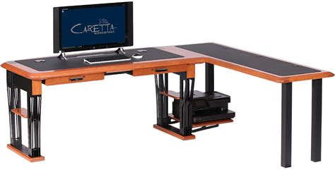 right l shaped desk modern computer desk 2 l shaped right caretta