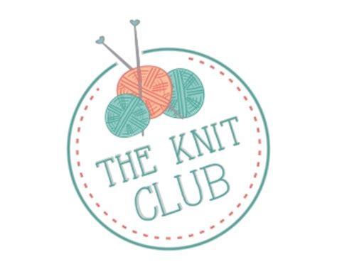 knitting clubs knit club designed by apollonia brandcrowd