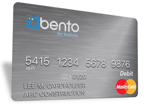 what company makes cards brink s partners with bento for business to transform