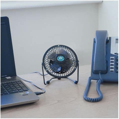 usb desk fan prem i air mini usb desk fan