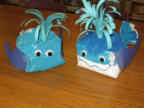 paper bag whale craft 29 best images about paper bag on sacks