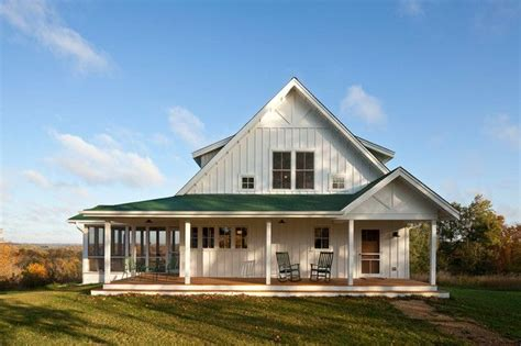 farmhouse or farm house unique farmhouse for mid size family w porch hq plans