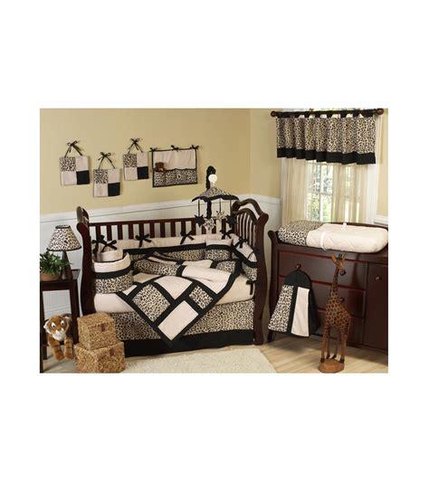animal crib bedding sweet jojo designs animal safari 9 crib bedding set