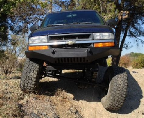 winch bumpers chevy blazer images