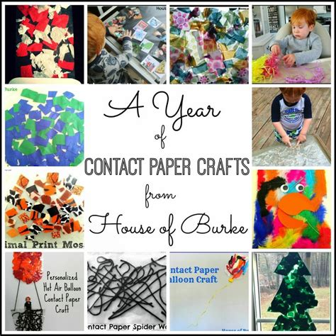 craft contact paper 1000 ideas about contact paper crafts on