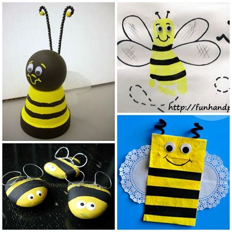 bee crafts for 25 unique bumble bee crafts ideas on bee