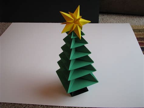 make origami decorations origami maniacs tree 2