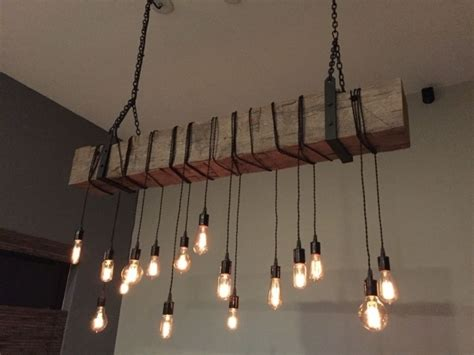 barn pendant light fixtures fascinating custom reclaimed barn beam light 7mwoodworking