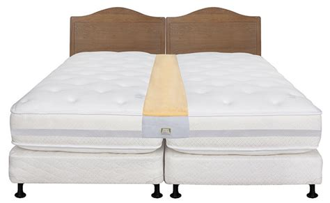 king size bed with 2 mattresses create a king bed doubling system