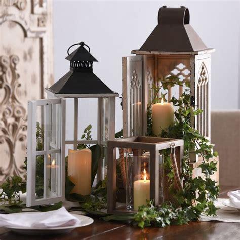 lantern centerpieces 63 best ideas about wooden lantern on fall