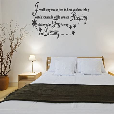 bedroom wall stickers for wall decals and sticker ideas for children bedrooms vizmini