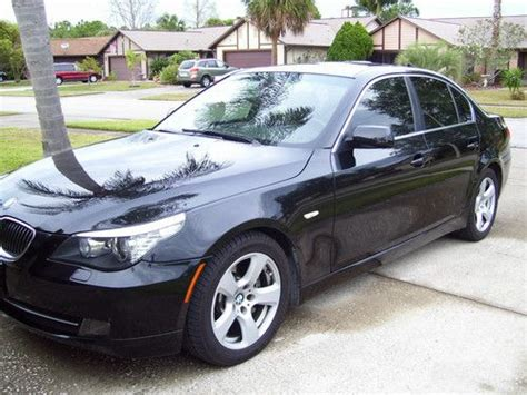 2008 Bmw 535i For Sale by Sell Used 2008 Bmw 535i Base Sedan 4 Door 3 0l In