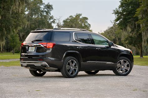 Gmc Acadia Review by 2017 Gmc Acadia Denali Test Drive Review Autonation