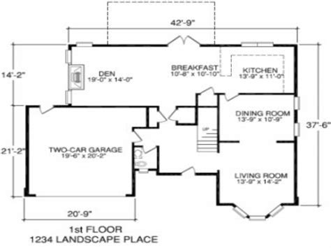 floor plans with measurements house measurements floor plans homes floor plans