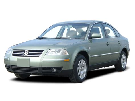 Volkswagen Passat 2003 by 2003 Volkswagen Passat Reviews And Rating Motor Trend