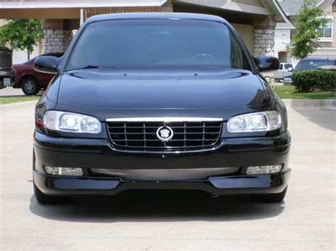 2001 Cadillac Grill by 97 Black Catera New Grill