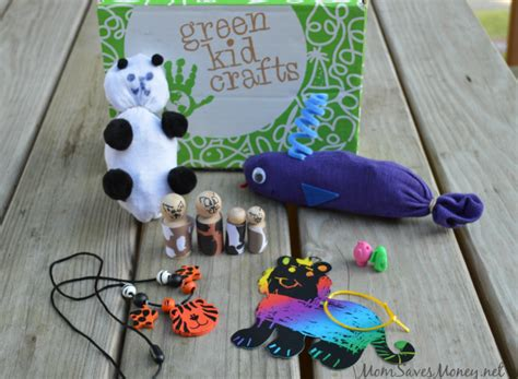 green kid crafts encourage creativity with green kid crafts subscription