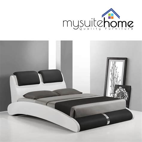 pu bed frame marco pu leather bed frame