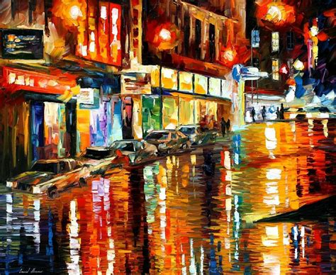 paint nite canvas size palette knife painting on canvas by