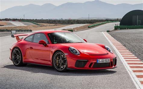 Sports Car Wallpaper 2017 Desktop Computers by Wallpapers Porsche 911 Gt3 2017 Sports Car