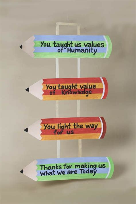 teachers day crafts for 1000 images about teachers day gift ideas on