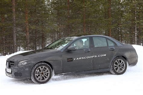 2013 Mercedes C Class Sedan by Scoop New Mercedes C Class Sedan Poses With Less