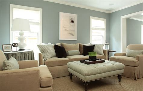 paint colors for living room with grey key ottoman transitional living room